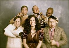 Doomtree and the awkward family photo :)