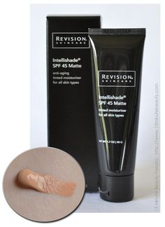 Revision Skin Care Intellishade SPF-45 Review