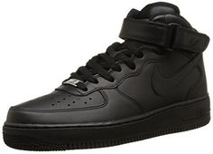 save off 67c74 692f8 Nike Men s Air Force 1 Mid  07 Basketball Shoe