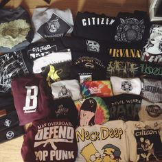 ★ def need the neckdeep, citizen, and basement show