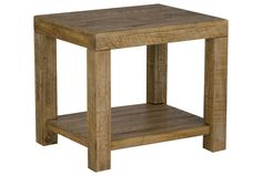 Campbell End Table - Signature $295