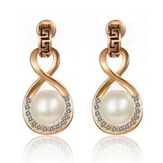 fashion bridal earrings from china