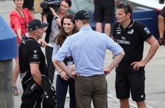 Kate Middleton in The Royal Tour of New Zealand: Day 5