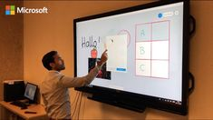 Starten met Microsoft Whiteboard in 4 minuten - YouTube