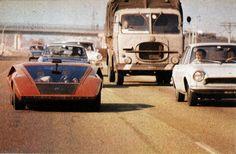 Remember the future? 1970 Bertone Stratos Zero