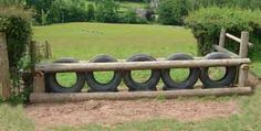 tyre x country jumps - Google Search