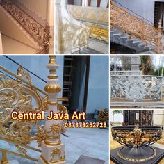 CENTRAL JAVA ART. specialists working on classic wrought iron. also accept orders wrought iron ornaments cast alluminium. competitively priced accept special orders in both the city and outside the city also received an order Export. with a wide range of different ornamental motifs. also special order. with experts who are creative and innovative tlpn. +6287878252728 PIN bb. 54ECB664 WhatsApp. 085945443684 email: centraljavaart.cj@gmail.com jakarta. Indonesia