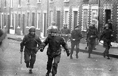 northern ireland soldiers the troubles rorymerryphotos.com
