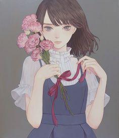 「束ねられていた」 紺野真弓 Mayumi Konno