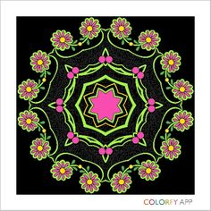 I'm obsessed with Colorfy!