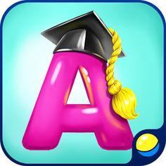 Jocs de l'alfabet per als nens