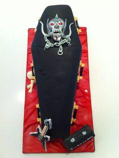 Death Metal Cake