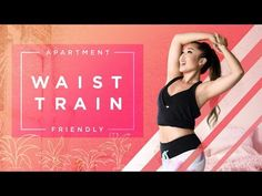 Wanna waist train? Then don't buy a waist trainer that basically squishes your belly in and makes it hard to breathe. Do these ab and oblique exercises that will help you shape an hourglass figure FOR