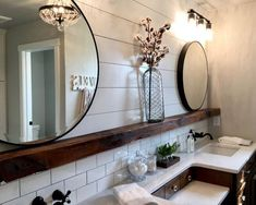 SHIPLAP TILE SHELF