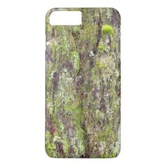 Mossy phone case. iPhone 8 plus/7 plus case - personalize gift idea special custom diy or cyo