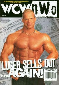 WCW Magazine Date March 1999 Frequency Monthly Last WCW Magazine - February 1999 Next WCW Magazine - April 1999 WCW Magazine - March 1999 is an American wrestling magazine. It is an issue of WCW Magazine. See also WCW Magazine WCW Magazine 1990 Jan Wrestling Stars, Lex Luger, World Championship Wrestling, Back In My Day, Wrestling Superstars, Fitness Magazine, Professional Wrestling, Muscle Fitness, Wrestling