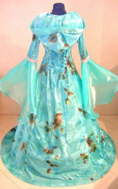 1000 Images About Water Fairy Costumes On Pinterest