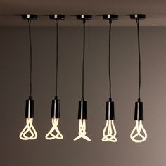 Plumen is a line of energy efficient lightbulbs that are meant to be seen, not hidden.