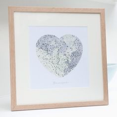 Ever wondered what the weather was doing on the day you met your other half? Valentine's Day is fast approaching, and this print is thoughtful and personal.