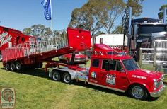 What's that you say?   You'd like to see another #TowinTuesday Mini Semi-Truck??  Oh go on then!