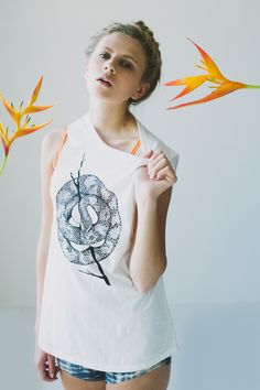The Wild Unknown Mother of Wands Muscle Tee