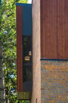 A house, a river or, building small by Anik Péloquin architecte/ Montréal…