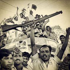 Bloody PAIKKAs (#Pakistani)  started barking after winning a match but we won the real #war! Just #google '1971 #Bangladesh' ;) ...