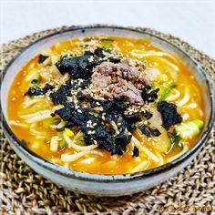 Korean Food, Food Plating, Curry, Cooking, Ethnic Recipes, Food Food, Kitchen, Curries, Korean Cuisine