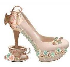 Now that is a unique shoe