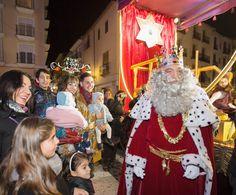 Cabalgata de Reyes.  http://www.josemanuelprieto.es
