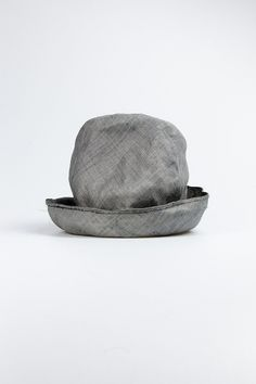 straw hat - REINHARD PLANK - Layers London