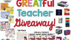 GREATful Teacher Giveaway!