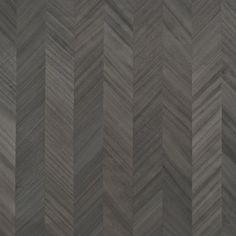 Executive Suite Chevron – Charcoal - Penthouse Suite - Wallcovering - Products - Ralph Lauren Home - RalphLaurenHome.com