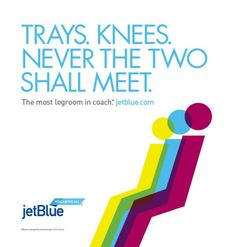 jetblue. the only way to fly domestic.