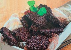 Bolachas de Arroz Tufado com Chocolate | Delicadelas™