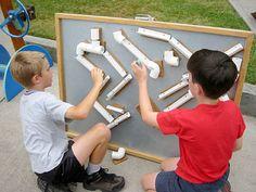 pipe - sehr gute Beschreibung, kann vom Kind immer wieder neu gemacht werden