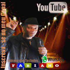Tô aqui na Mídia - FABIANO DOS TECLADOS.  Convido todos amigos a visitar meu blogger Add , e compartilhar nas redes Onde conto com sua colaboração que é muito importante para nós.  ACESSE meu Canal no YOUTUBE : Novidades AGUARDEM ! INSCREVA - SE. https://www.facebook.com/FabianoMusicoTecladista/