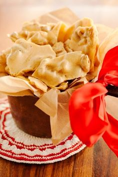 Southern Pecan Brittle