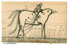 The Bird Tamer - Jon Carling 2010