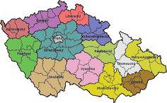 Czech regions