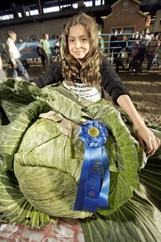 Alaska State Fair | Most Jaw-Dropping Produce