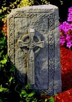 Celtic Cross Obelisk by Kay Berry. $122.31. Constructed of durable cast stone…