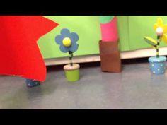 stop motion ruimte prisma - YouTube