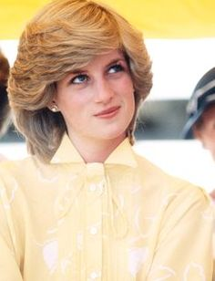Princess Diana. It just occurred to me that I sported every single Princess Diana hairstyle in the 80s and 90s.