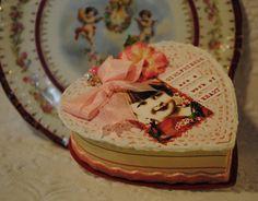 A Sassy Scrapper: ALTERED VALENTINE BOX GIFTS