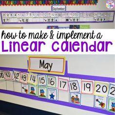 You searched for calendar - Pocket of Preschool Preschool Calendar Time, Classroom Calendar, Kids Calendar, Calendar Ideas, Preschool Classroom, Classroom Ideas, Preschool Ideas, Kindergarten, Creative Curriculum Preschool