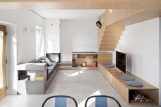 Rénovation d'une maison dans la campagne près de Gênes en Italie par Gosplan - Journal du Design