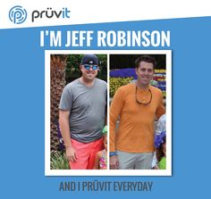 See Jeff's full story on the Pruvit Facebook page. He used Keto//OS for fatloss weightloss better energy and more