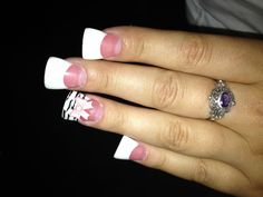 Flare nails are the ugliest type of nails on the planet. So unflattering! What do you think?