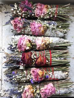 luxury cars - wholsale romeo + juliet california white sage + lavender smudge stick — the flowerchild bruja Magick, Witchcraft, Sage Smudging, Smudging Prayer, Photo D Art, Smudge Sticks, Witch Aesthetic, Arte Floral, Book Of Shadows